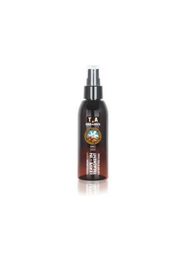 Tekin Acar Organic Argan Leave-In 120Ml Renksiz